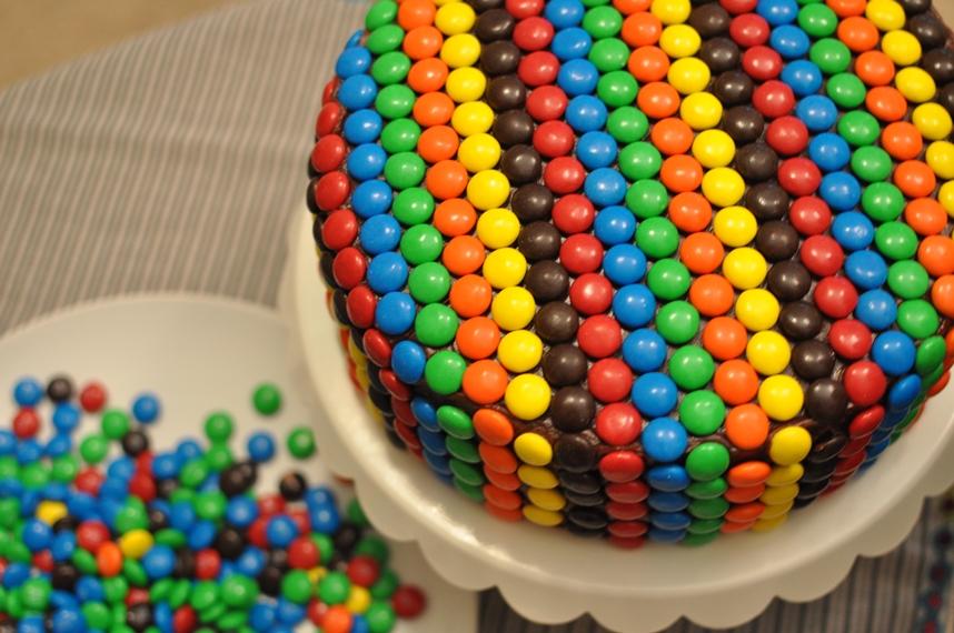 La torta de chocolate simplemente espectacular una papa for Decoracion de tortas faciles